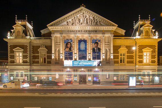 Koninklijk Concertgebouw Amsterdam van Kevin Nugter