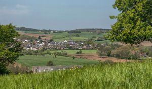 Kerkdorpje Epen in Zuid-Limburg