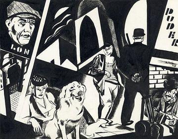 Kabarett - 1929 von Atelier Liesjes
