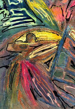 modern abstrakt 1 von Claudia Gründler