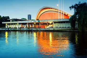Berlin – Haus der Kulturen der Welt / Spree River sur Alexander Voss