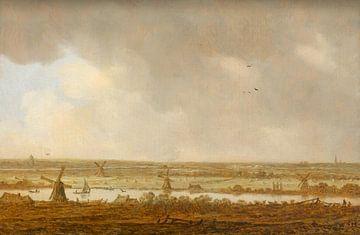 Polder-Landschaft, Jan van Goyen