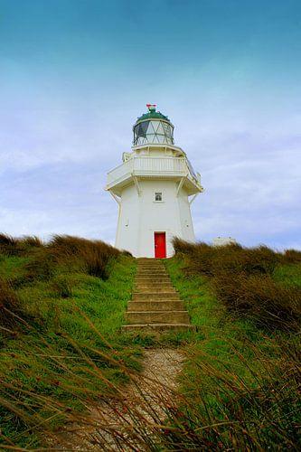 Waipapa lighthouse von Chris Rijnbeek
