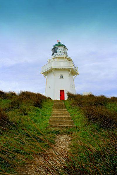 Waipapa lighthouse van Chris Rijnbeek