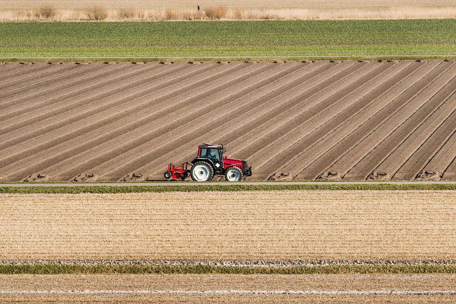Landbouw en vlakverdeling