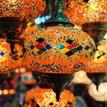 Oosterse lampen van Dianne van der Velden