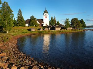 Kerk in Rättvik