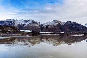 Kleurrijke reflectie in IJsland von RUUDC Fotografie