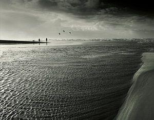 Katwijk aan Zee, middagwandeling