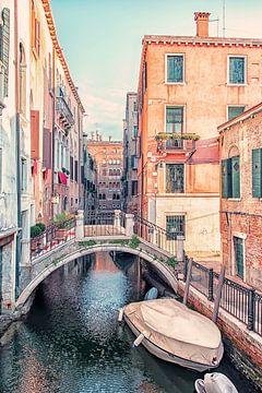 Venedig-Kanal von Manjik Pictures