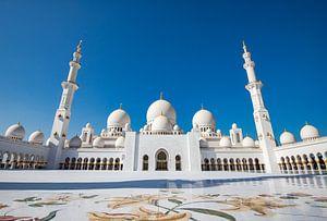 Große Moschee Abu Dhabi von Ronne Vinkx