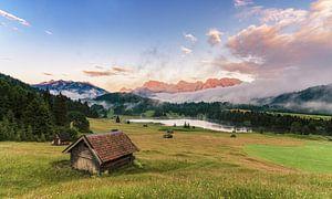 Alpenpanorama von www.landschaftsfotografin.de