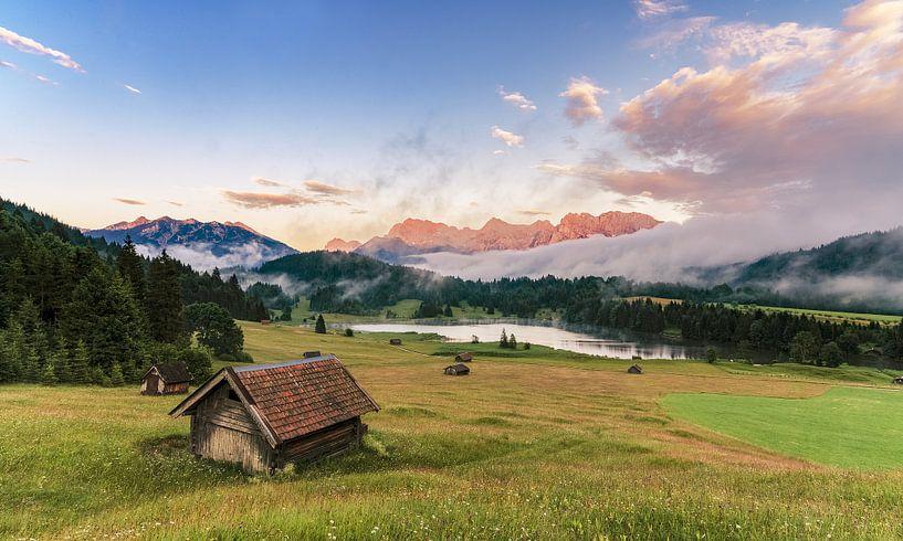 Alpenpanorama von www.landschaftsfotografin.de von www.landschaftsfotografin.de