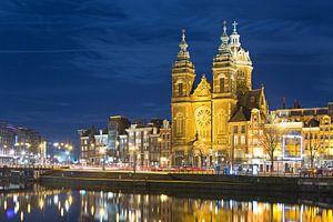 St. Nicolaaskerk te Amsterdam