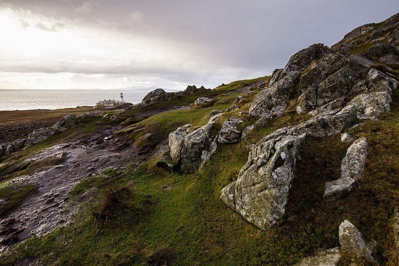 Neist Point Lighthouse V van Merijn Geurts