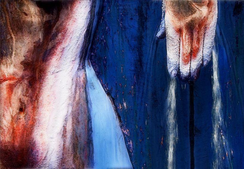 Vrouwelijk lichaam 4 van Marcel van Balken