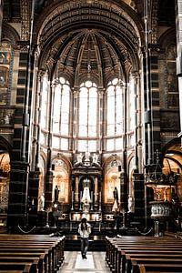 St. Nicolaaskerk Amsterdam binnen