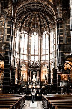 St. Nicolaaskerk Amsterdam binnen von PIX URBAN PHOTOGRAPHY
