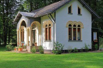 Portierswoning horend bij huis Nijenburg te Heiloo van Ronald Smits