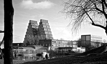 De Piramides van Amsterdam, Nederland van Be More Outdoor