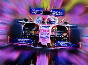 Racing Point von Jean-Louis Glineur alias DeVerviers