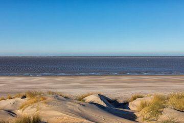 Duinen, strand en zee sur Bram van Broekhoven