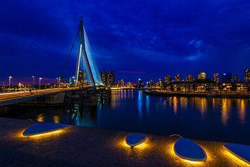Erasmusbridge von Björn Massuger