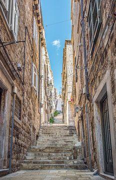 Straten van Kroatie sur Celina Dorrestein