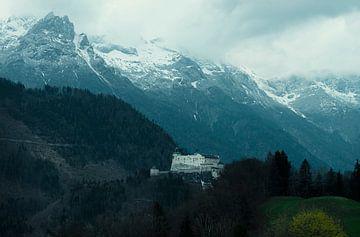 Kasteel in de bergen van Jo Haegeman