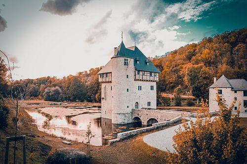 Het kasteel van Crupet