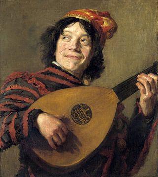 Frans Hals. Der Laute Spieler