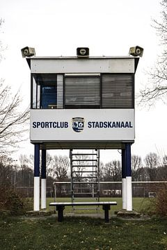 Commentator hokje bij SC Stadskanaal | Over de Bal van Over de Bal