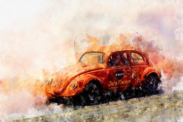 EMPI Inch Pincher, VW Dragster van Theodor Decker