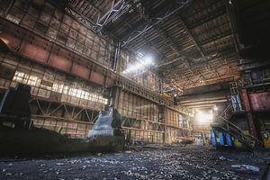 Verlaten industrie