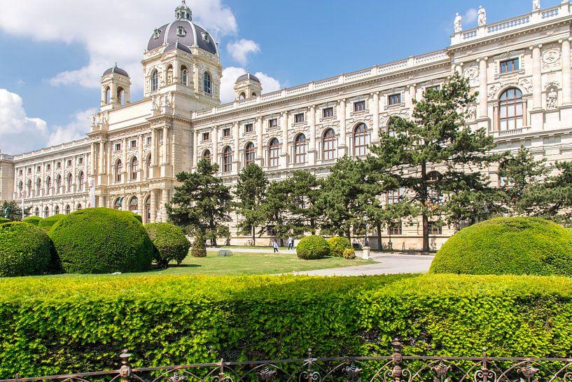 natuur historisch museum wenen van Bart Berendsen