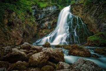 Gollinger Wasserfall von Martin Podt