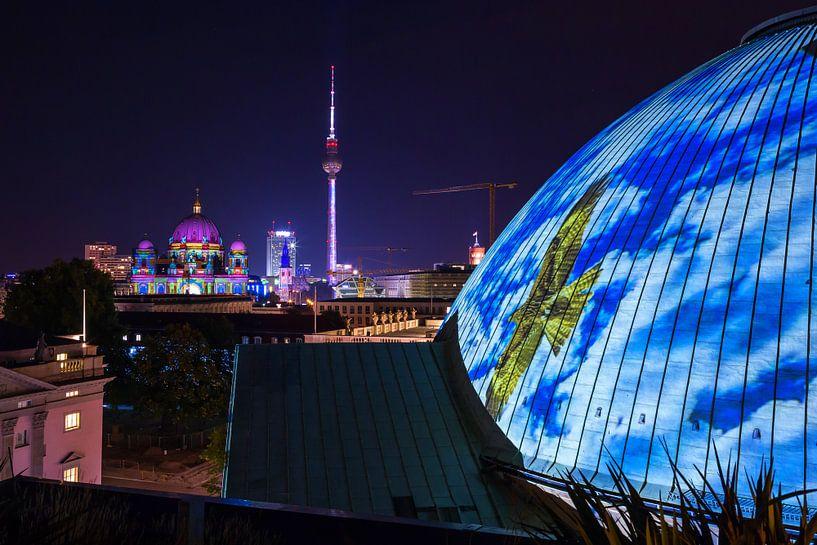 Berlijn in een bijzonder licht van Frank Herrmann