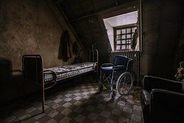 verlassen psychiatrisches Krankenhaus von Katjang Multimedia