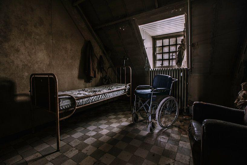 verlaten psychiatrisch inrichting van Katjang Multimedia