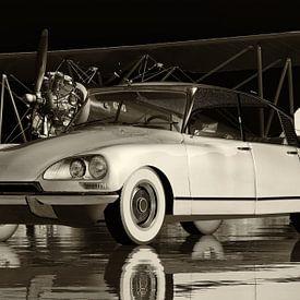 Citroen DS-23 Injection Pallas - Een Franse luxe auto van Jan Keteleer