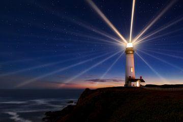 Beleuchtung der Linse, Miles Morgan von 1x