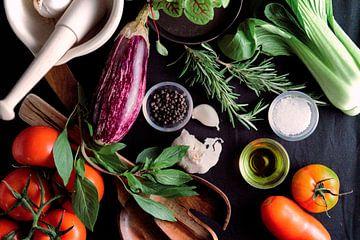 Ingredienten van Rob van Soest