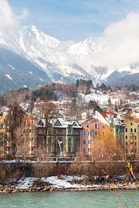 Innsbruck, Tirol. van Aukelien Minnema