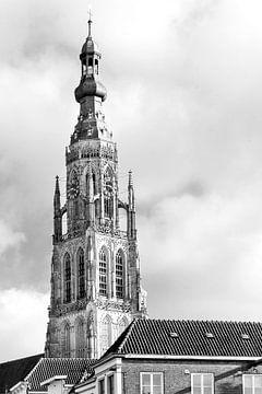 Grote Kerk Breda von Elly Damen
