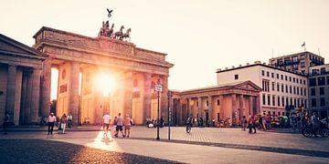 Berlin - Brandenburger Tor sur Alexander Voss