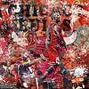 Michael Jordan Chicagoer Stiere von Rene Ladenius Digital Art Miniaturansicht