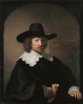 Porträt von Nicolaes van Bambeeck, Rembrandt van Rijn