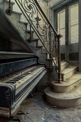 Piano bij Ontvangst van