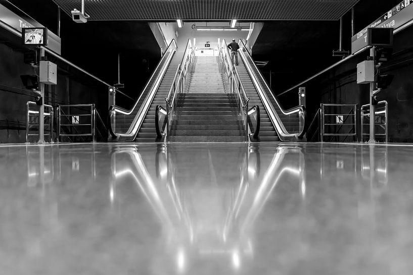 Stairway to heaven ? van Joep Oomen