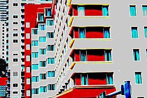 Miami Colors van
